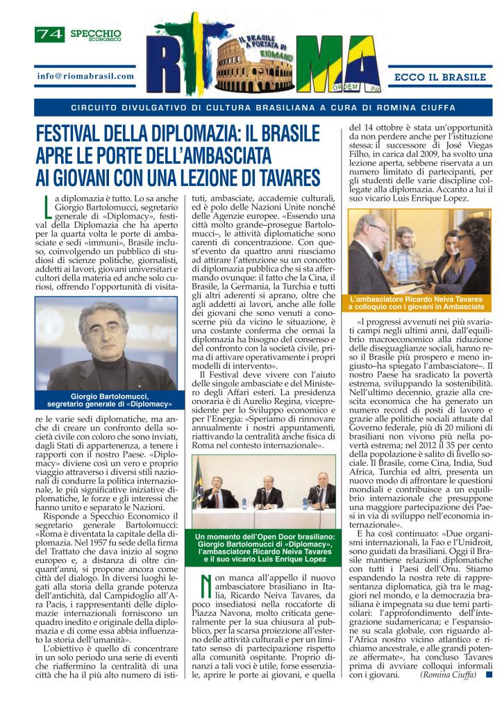 Specchio Economico Rioma_Diplomacy