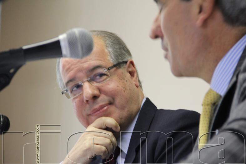 RICCARDO NEIVA TAVARES ambasciatore del Brasile in Italia