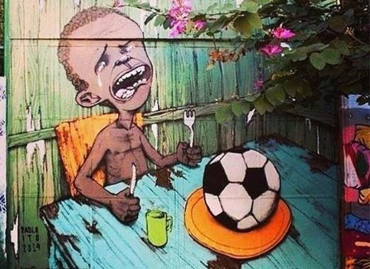 Graffito mondiali