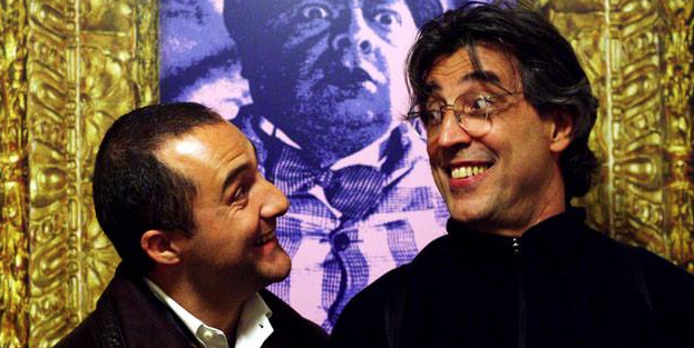 Max De Tomassi con Ivan Lins Rioma