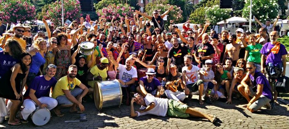 samba al palio gruppo