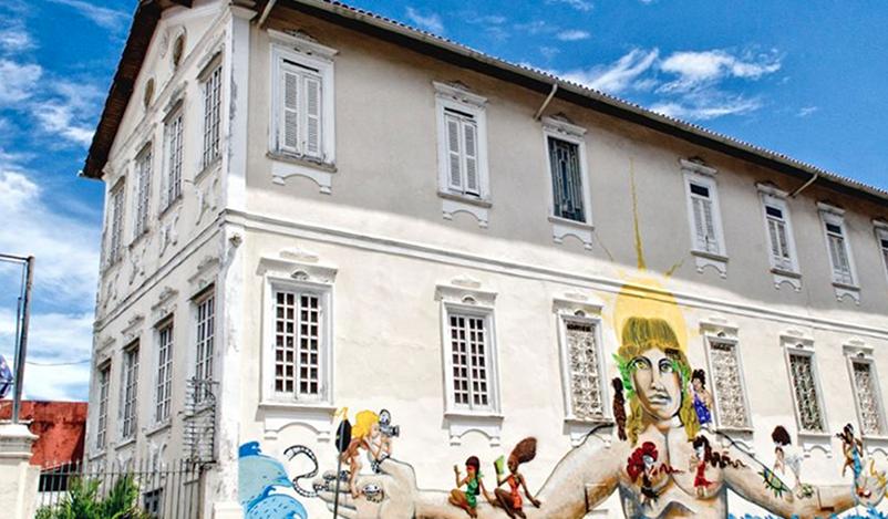 La sede dell'Icbie a Salvador