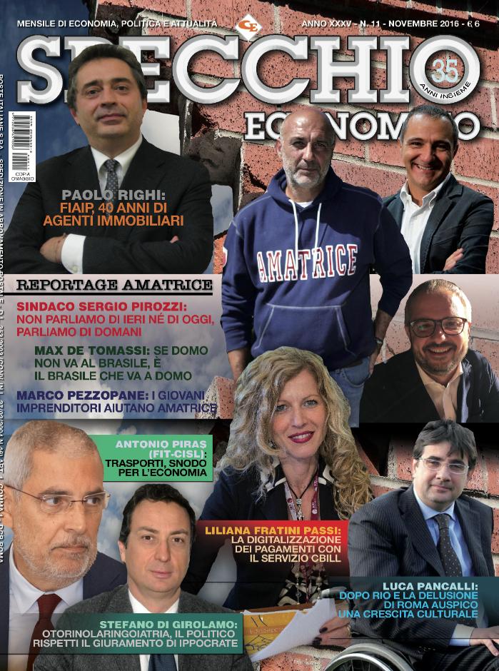 Specchio Economico novembre