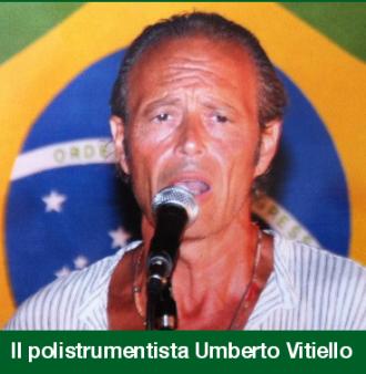 AUDITORIUM PARCO DELLA MUSICA: AUGURI AL SAMBA E A UMBERTO VITIELLO